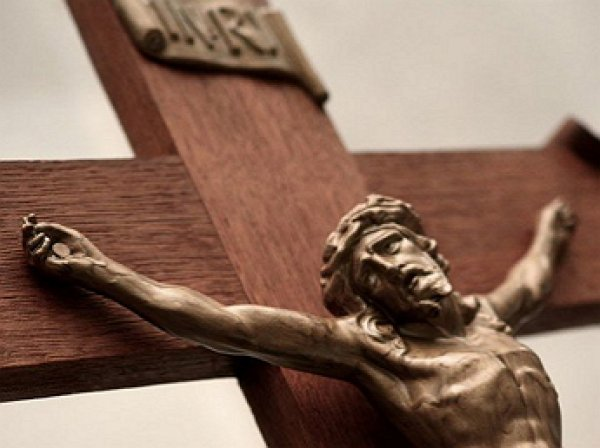 В статуе Иисуса Христа найдено послание