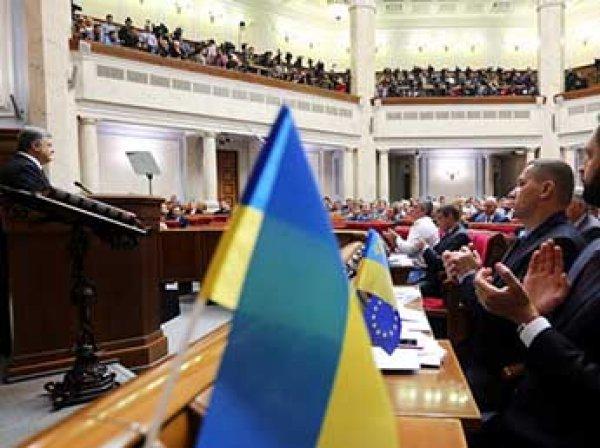 На Украине отреагировали на сообщения СМИ о намерении разорвать дипотношения с Россией