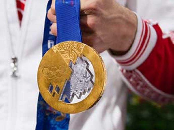 Россия лишилась первого места в медальном зачете на ОИ-2014 в Сочи