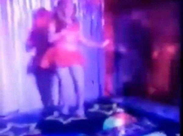 Обрушение танцпола во время гей-вечеринки в Тенерифе попало на видео