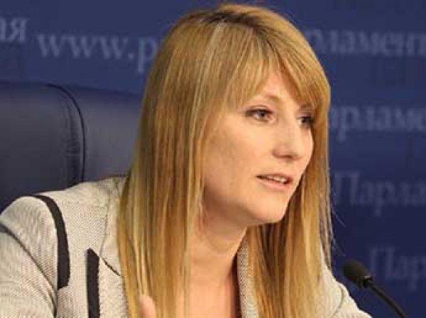 Глава думского комитета Жукова пригрозила бойкотом Олимпиады из-за скандала с гимном