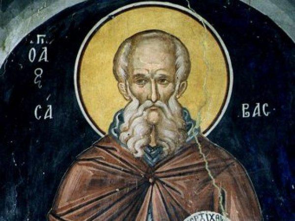 Какой сегодня праздник: 18 декабря 2017 отмечается церковный праздник Саввин день
