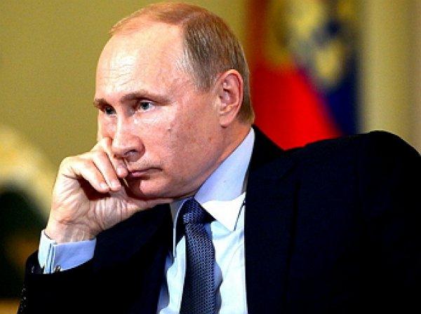 Путин подумает о масштабной амнистии в следующем году