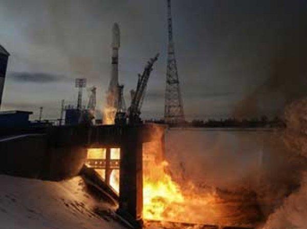 """Роскосмос назвал причину аварии """"Фрегата"""" после пуска с космодрома Восточный"""