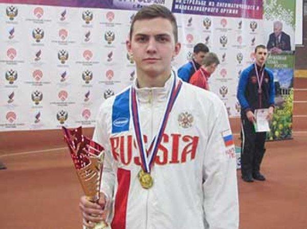 Член сборной РФ по стрельбе Давыдов умер после ранения на улице