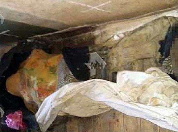 В Подмосковье в квартире пенсионерки нашли две мумии - брата и сестры