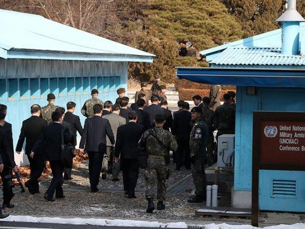 Стали известны результаты исторических переговоров Северной и Южной Кореи