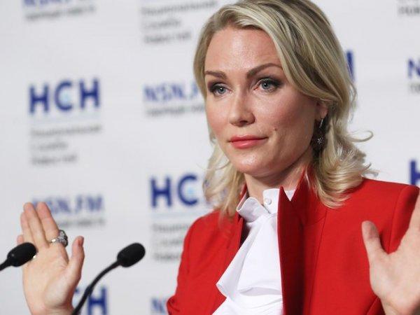 Катя Гордон отказалась от участия в выборах президента России