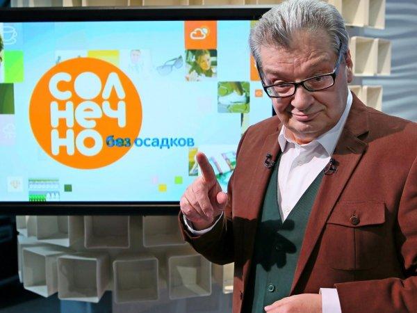 Болеющий раком Александр Беляев вернулся на НТВ