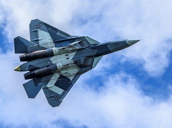 СМИ: в Сирию прибыли еще два Су-57