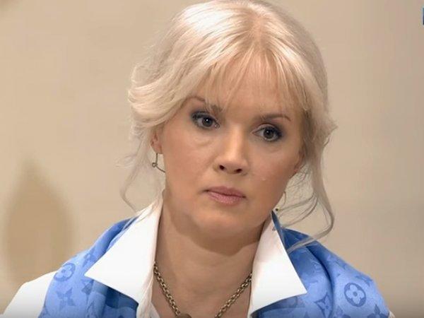 Бывшая жена Александра Серова рассказала, как певец жестоко ее избил и сломал нос