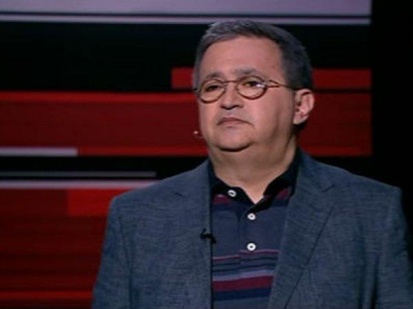 Советский эмигрант был изгнан изпрограммы Соловьева заоскорбление погибшего в Сирии летчика