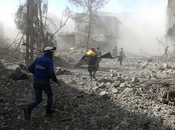 В Сирии обстреляли российский Центр по примирению