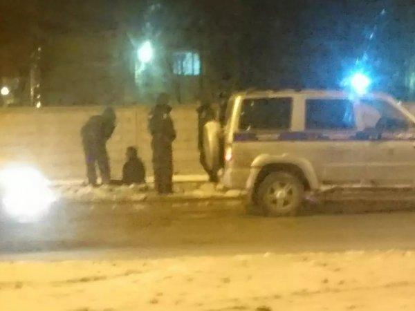 Видео погони со стрельбой за грабителями в Санкт-Петербурге появилось в Сети