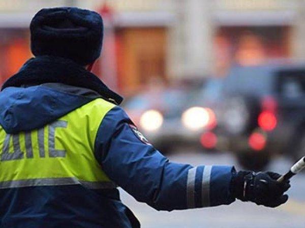 ГИБДД запретили отстранять от вождения пьяных судей