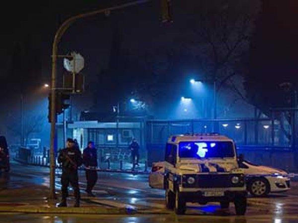 Неизвестный подорвал себя бомбой у посольства США в Черногории