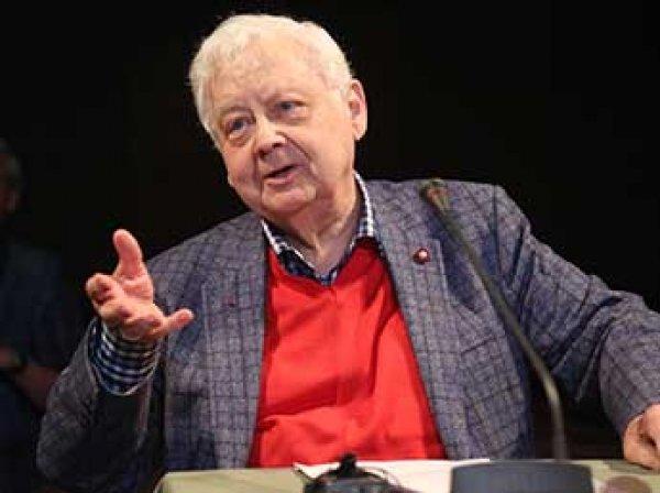 Олег Табаков скончался в Москве на 83-м году жизни