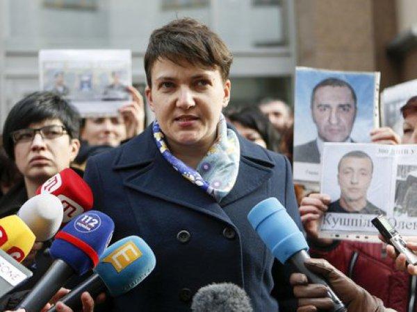Располневшая Надежда Савченко взбудоражила соцсети новыми формами