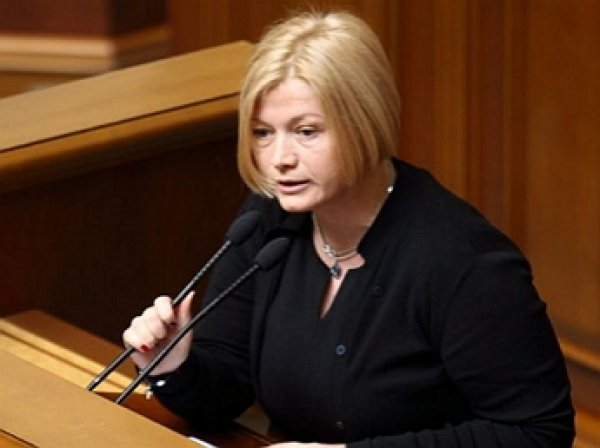 Геращенко назвала Россию «психически больной страной»