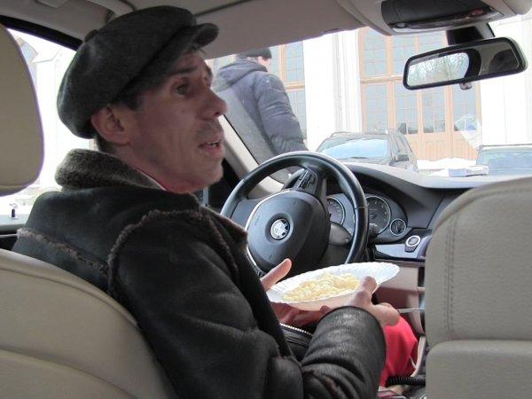 Приставы могут отобрать у Алексея Панина BMW из-за долгов