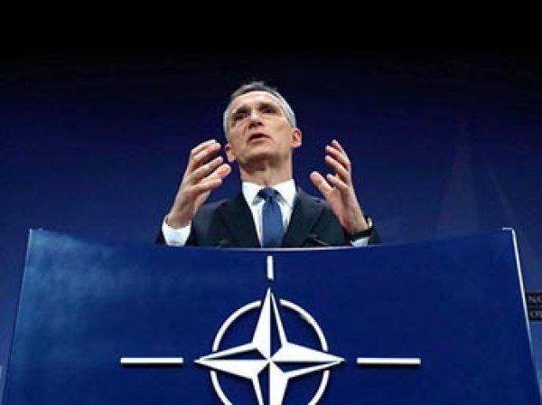 НАТО высылает семерых российских дипломатов из-за дела Скрипаля