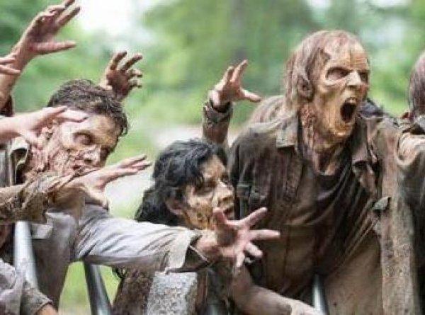 Ученые назвали страну, которая выживет в случае зомби-апокалипсиса