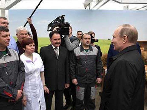 """""""Вы там у себя разберитесь"""": Путин впервые ответил на вопрос об отравлении Скрипаля"""