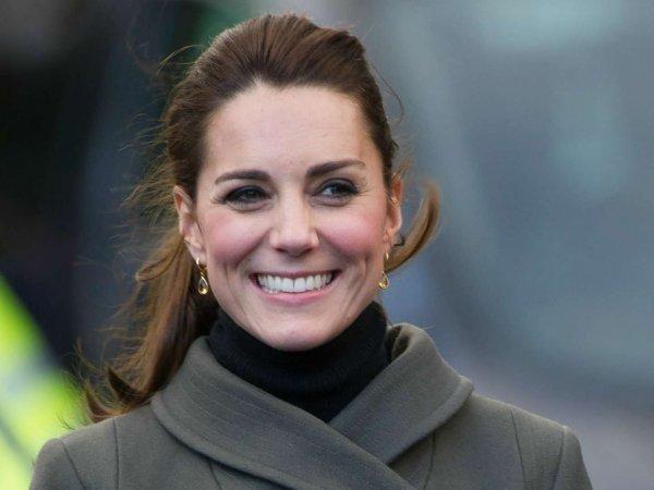 Кейт Миддлтон родила сына принцу Уильяму