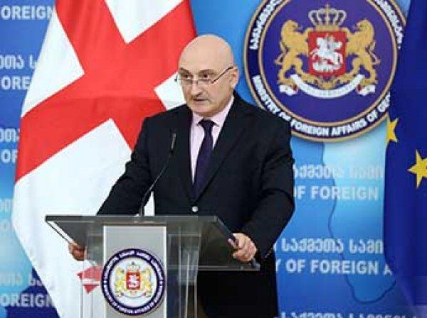 Грузия разрывает дипломатические отношения с Сирией