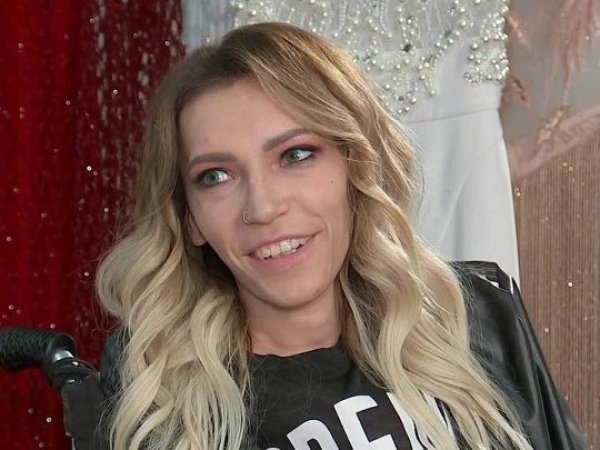 """Самойлова рассказала, почему выступит на """"Евровидении"""" без коляски"""