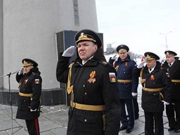 Путин назначил нового главкома Черноморского флота