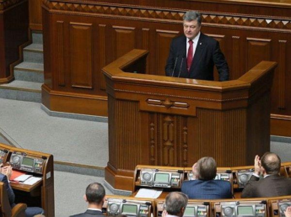 В Верховной Раде заявили, что Киев теряет контроль над Одессой