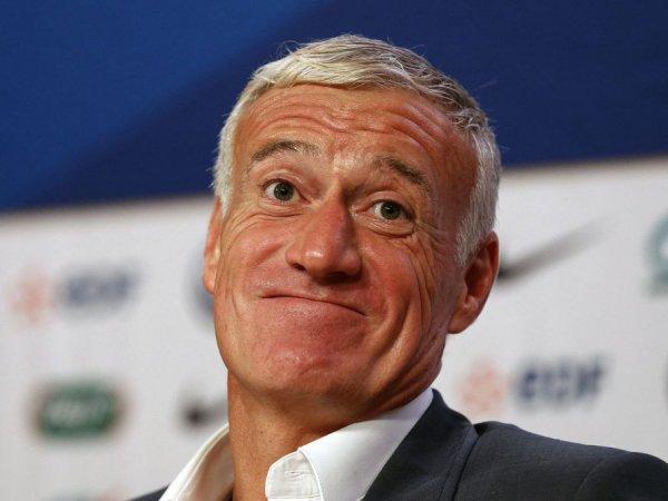 Тренера сборной Франции возмутили вопросы журналистов о российской команде