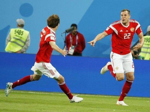 Испания - Россия: счет 3:4 впервые вывел россиян в 1/4 финала ЧМ-2018 (ВИДЕО)