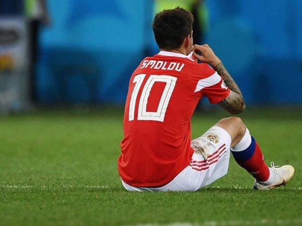 Черчесов объяснил причины провала Смолова в матче-триллере с Хорватией
