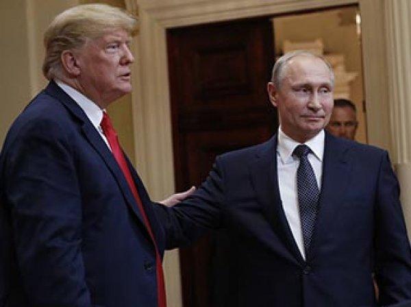 """Трамп заявил о """"хороших выводах"""" по итогам саммита с Путиным"""