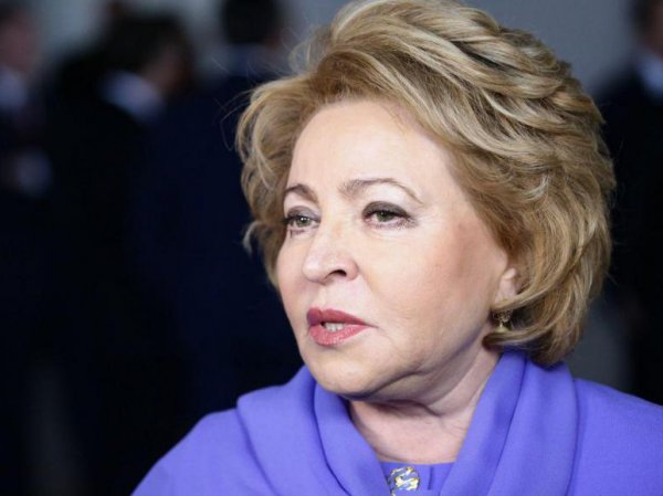На фоне слухов об отставке у Валентины Матвиенко случилось горе