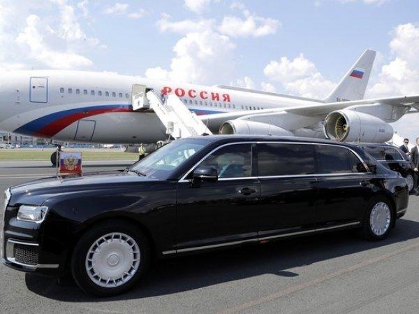 Глава Минпромторга рассказал, чем лимузин Путина круче кадиллака Трампа