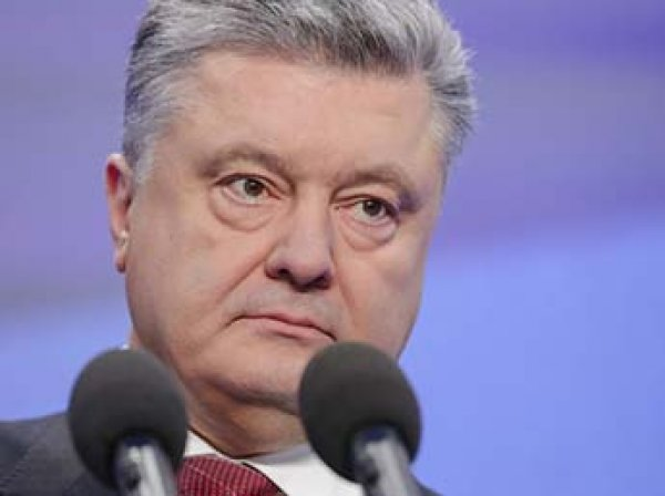 Порошенко решил разорвать договор о дружбе Украины с Россией