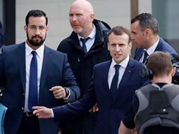 Во Франции всплыла интимная тайна Макрона, которая может разрушить карьеру президента