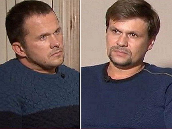 """""""Это не те люди"""": физиогномист не нашел сходства Петрова и Боширова с """"отравителями"""" Скрипалей"""