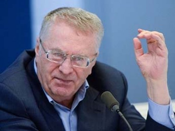 Жириновского вызвали на допрос в Киев