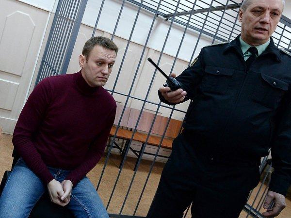Навальный снова арестован на 20 суток сразу после выхода из спецприемника
