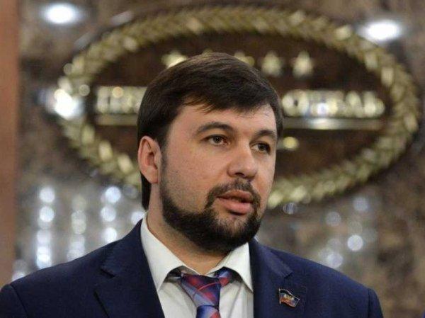 СМИ сообщили о покушении на врио главы ДНР Пушилина