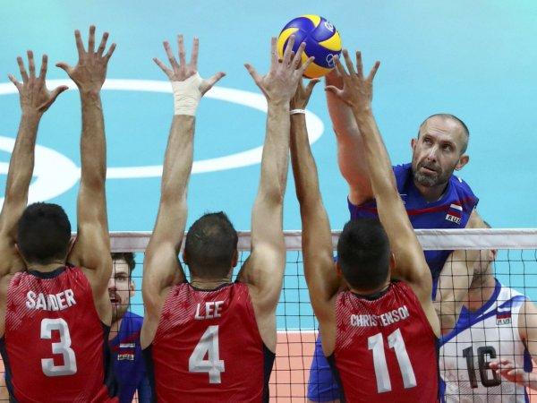США — Россия 27 сентября 2018: онлайн трансляция, где смотреть матч ЧМ по волейболу, прогноз, ставки (ВИДЕО)