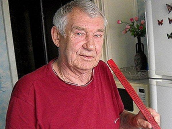 Умер отец тренера олимпийской сборной по хоккею Валерий Знарок