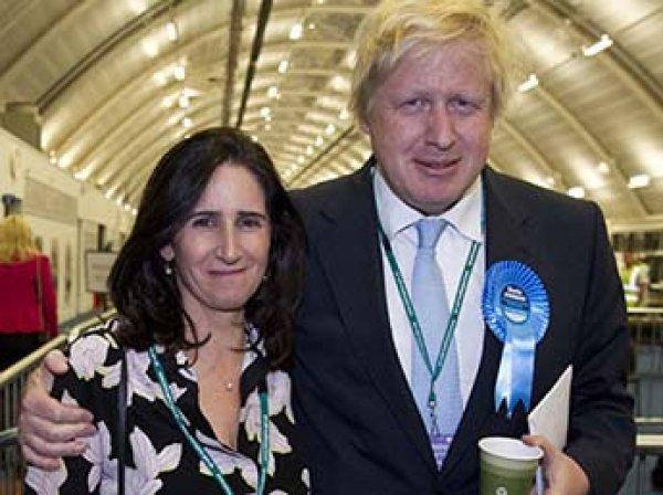 Экс-глава МИД Британии Борис Джонсон за два месяца потерял и работу, и жену