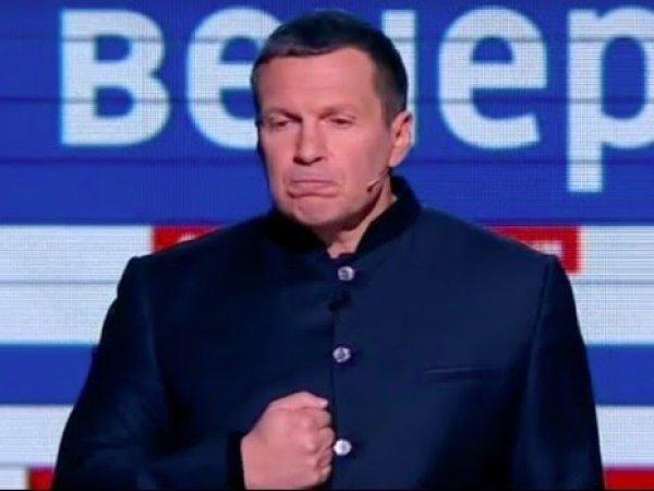 """""""Иногда лучше молчать, чем говорить"""": Соловьев разнес Чубайса после слов о бандитах"""