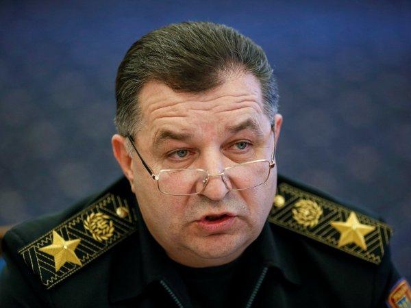 Вован и Лексус разыграли министра обороны Украины Полторака от имени Порошенко: опубликована запись