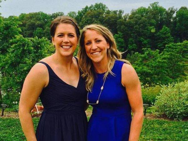 В США две олимпийские чемпионки женились друг на друге